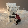 ライトアップ樹氷は幻想的 byもっちー