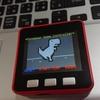 M5StackをChrome恐竜ゲームのコントローラーにした