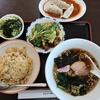 海岸沿いの四川料理店で地元「白里ラーメン」を食べました @大網白里 正天屋