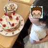 アンパンマン&ペコズキッチンのバースデーパック お誕生日の特典