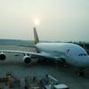 アシアナ航空A380ビジネスクラス搭乗記、ファーストクラスにも潜入!【仁川―香港】