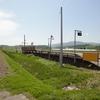 札沼線廃止予定区間を行く ― 南下徳富駅 ―