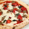勝手に歯を削られたのですが、ニッポンハムPizzaFeliceriaソーセージピザを食べました。