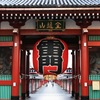 浅草寺に初詣に行ってきました!