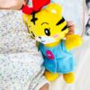 【こどもちゃれんじぽけっと8月号】はなちゃんの人形がほしくて購入!(紹介プレゼントはプールタオル)