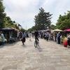 京都 梅小路公園手づくり市 〜マルシェでラジオフライヤーが大活躍〜