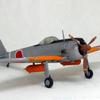 ハセガワ A1 1/72 中島 キ43-Ⅱ 一式戦闘機隼Ⅱ型(艦これ仕様)