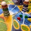 嵐に追われるヨット、灯台を着けたり消したり『灯台の明かり / Lighthouse Run』