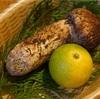 採れたての松茸を頂いたので今日は秋の味覚まつり at home