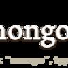 MongoDBをpythonから利用する