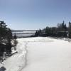 モンモランシーの滝 -Parc de la Chute-Montmorency-