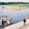 初夏の鬼怒川