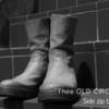"""イイ感じに成長してました / """"Thee OLD CIRCUS"""" Side zip boots"""