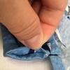 赤ちゃん浴衣(一つ身)を作る Day12
