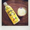 キリンの「キリン 午後の紅茶 マンゴーラッシーティー」を飲みました。