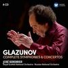 グラズノフ:交響曲第5番 / セレブリエール, ロイヤル・スコティッシュ管弦楽団 (2004/2018 CD-DA)