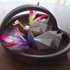 お正月飾りは折り紙で手作り