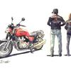 CB1100EXの水彩バイクイラストを描かせて頂きました!!!