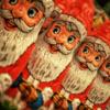 クリスマス 中古の衣装でホーッホッホー