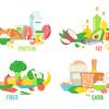 【トレーナー監修】食事制限なし!「たべてもやせる」を実現する4つの食事方法
