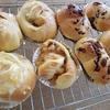 フカフカリンゴをジャムにして★アップルパン作り