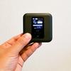 SIMフリースマホに乗り換えて一年、またまたモバイルWifi(Next-Mobile)を導入することになりました。