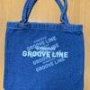 【J-WAVE 81.3FM  GROOVE  LINE】今回のレーティングはデニムのトートバック😁✨