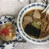 田名部食堂のラーメン・炒飯セット