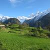 スイス・美しき秘境 「ソーリオ」 !こんな村に泊まってみたい