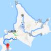北海道の周り方 ❶  バイクツーリング