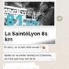 La SaintéLyon 81km