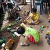 タイ生活417日目。サーン ジャオティーと近況。