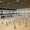 平成29年度 第1回SKW(佐久本空手ワールド)が宜野座村総合体育館で行われた。世界王者の喜友名諒選手、金城新選手、上村拓也選手も参加してます!