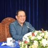 ソーンサイ・シーパンドン副首相:経済分野促進のためボリカムサイ県を視察