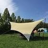 失敗しないキャンプ道具選び 左右非対称の変則タープ⁉︎ ユニフレーム REVOタープの紹介