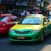 タイのバンコクでタクシーに乗る方法!!