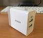 Ankerの2ポートUSB充電器を購入