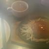 デミチーズハンバーグ【1ポンドのステーキ・ハンバーグ タケル西中島店】