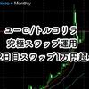 トルコリラで究極のスワップ投資!開始から12日で1万円突破!