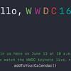Apple、WWDC基調講演のライブストリーミングを実施 日本時間6月14日午前2時から