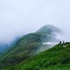 6月9〜10日遠征 残雪の雨飾山の乙女は微笑んで編
