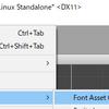 【Unity】TextMesh Pro の Font Asset の作成をエディタ拡張で自動化しようとして断念した話