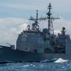 米海軍イージス艦アンティータムが浅瀬に接触、東京湾で油漏れ4000ℓ