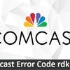 Easy way to Fix Error Code RDK '03003' on Xfinity