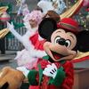 ディズニーシー:大好きなクリスマスのシーへ