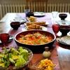 ドイツにいても毎年お雛祭りします🎎〜桜かん〜すし酢レシピ3品〜アボカドポテトサラダ〜インゲン豆とコーンの胡麻マヨ〜カリフラワーとベーコンとローストピーナッツのホットサラダ