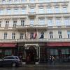 Hotel Sacher Wien(ホテルザッハー・ウィーン宿泊)