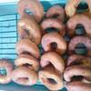 ホットケーキミックスで作るドーナツ