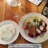 伏見の洋食ランチ「サラダの店サンチョ」