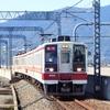 東武日光線 栃木駅に到着する多彩な車両